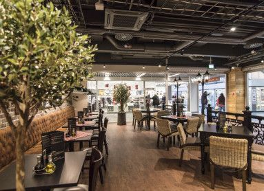 Referansebilde: Little Eataly Oasen